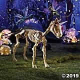Halloween Unicorn Skeleton