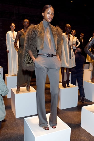 Fall 2011 New York Fashion Week: Halston 2011-02-16 16:30:04