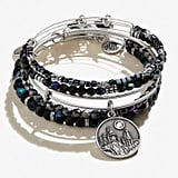 Harry Potter Hogwarts Castle Charm Bangle Set of 5 Shiny Silver