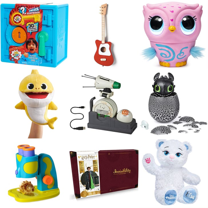 Top Toys 2019 Christmas.The Hottest Toys For Christmas 2019 Popsugar Family