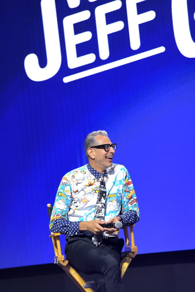 Jeff Goldblum at D23 Convention Pictures August 2019