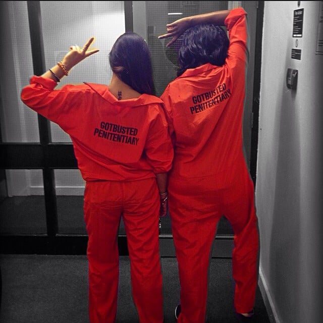 & DIY Halloween Costume Orange Is the New Black | POPSUGAR Love u0026 Sex