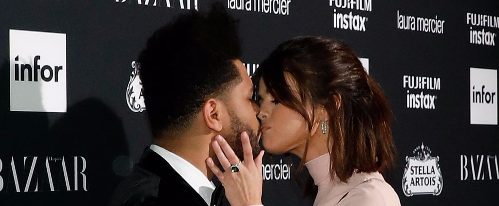 Selena Gomez and The Weeknd Pack On the PDA During a Sexy Date Night