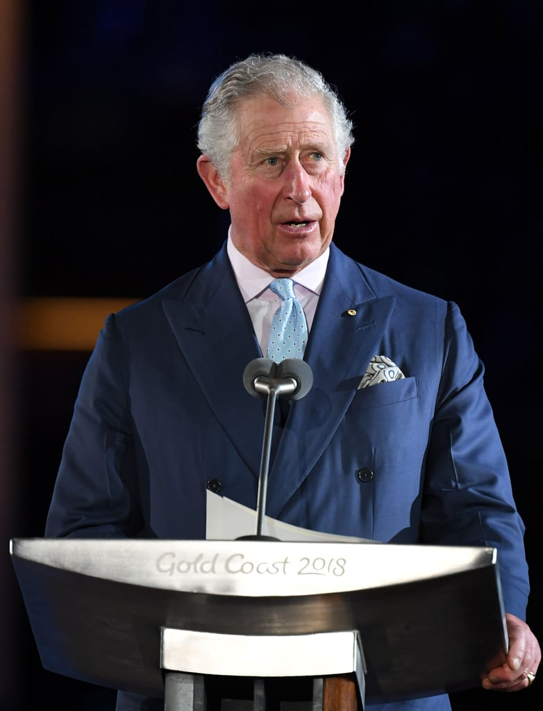 """All eyes were on Prince Charles and the Duchess of Cornwall as they arrived in the Gold Coast for the opening ceremony of the 21st Commonwealth Games on Wednesday. Following a show that paid tribute to the city's icons and Indigenous culture, the Prince of Wales delivered a speech on behalf of the Queen.       Related:                                                                                                           Kate Middleton and Prince William Step Out For Easter Service Ahead of the Arrival of Their Third Child               """"My wife and I could not be more delighted to join you all here on the Gold Coast and many millions watching from homes across the Commonwealth,"""" he said. """"Ancient stories told by indigenous people remind us that even though you may be half a world away we are all connected. The Friendly Games have shown the ability of sport to bring people from different countries and backgrounds together.""""  During the ceremony, Charles and Camilla were seated in a box alongside Prime Minister Malcolm Turnbull and his wife, as well as the President of the Commonwealth Games Federation, Louise Martin. The Royals touched down in Brisbane earlier during the day on Wednesday, and are set to visit other cities, including Bundaberg and Cairns, over the course of the week.  More of Charles and Camilla's night at the Games, below!      Related:                                                                                                           The Real Reason Camilla Parker Bowles Doesn't Use the Princess of Wales Title — Even Though She Can"""