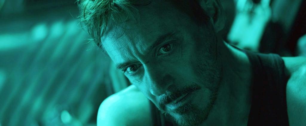 Robert Downey Jr. Video From Last Day on Avengers Endgame