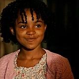 "Saniyya Sidney as ""Flora"""