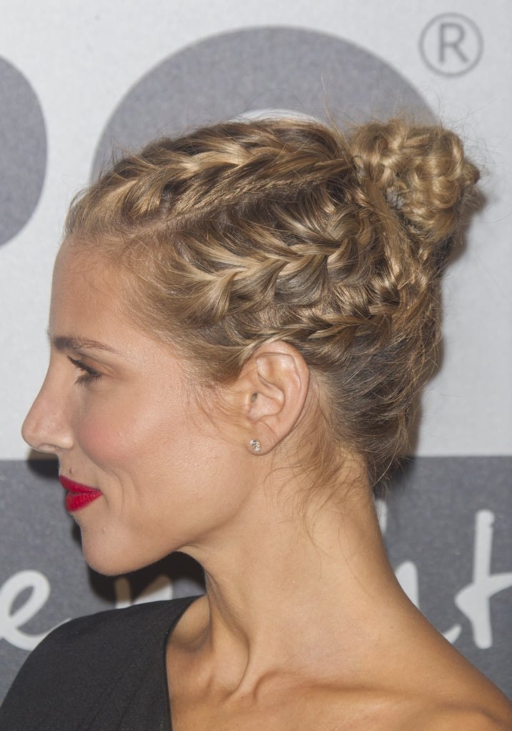 Beautiful Celebrity Plait Hairstyles  POPSUGAR Beauty Australia