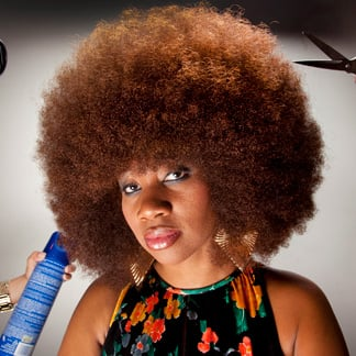 Guinness Book of World Records: Largest Afro