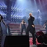 Christina Aguilera and Lil' Kim Perform Lady Marmalade 2018