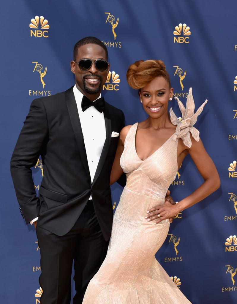 Celebrity Couples at the 2018 Emmys