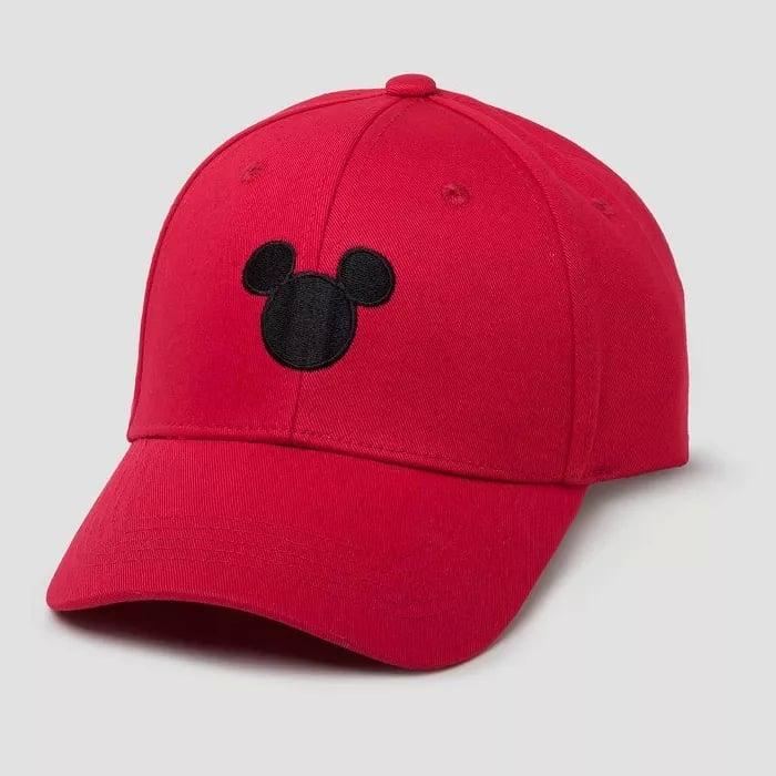 Mickey Mouse Twill Baseball Hat