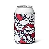 Hibiscus Whale Can Cooler