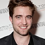Robert Pattinson flashed his killer smile at an event at the Conga Room in LA.
