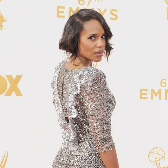 Kerry Washington Fashion Interview