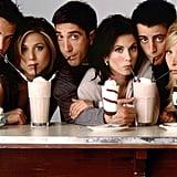 <b>Friends</b> said goodbye.