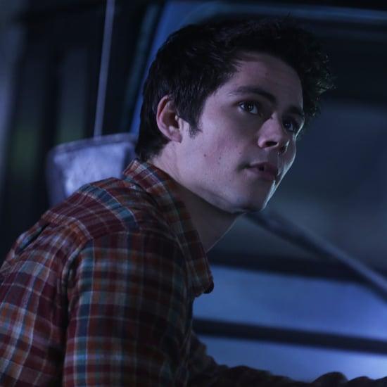 Teen Wolf Stiles GIFs