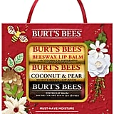 Burt's Bees Must-Have Moisture Kit