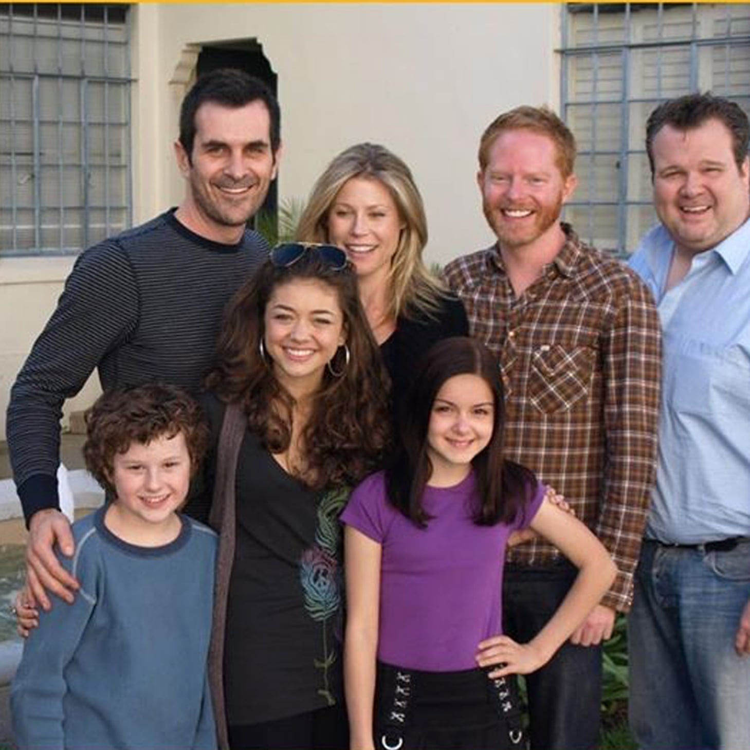 Modern Family Cast Picture 10 Years Later | POPSUGAR