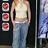 2006: Low-Rise Jeans Were One of the Biggest Fashion Trends