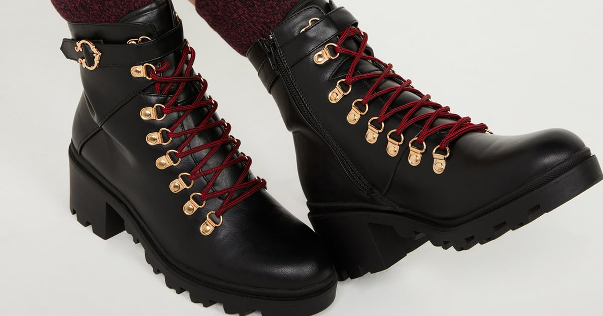 Cowboy Boots! Lug Soles! 17 Walmart Boots That Play on Fall's Hottest Footwear Trends.jpg