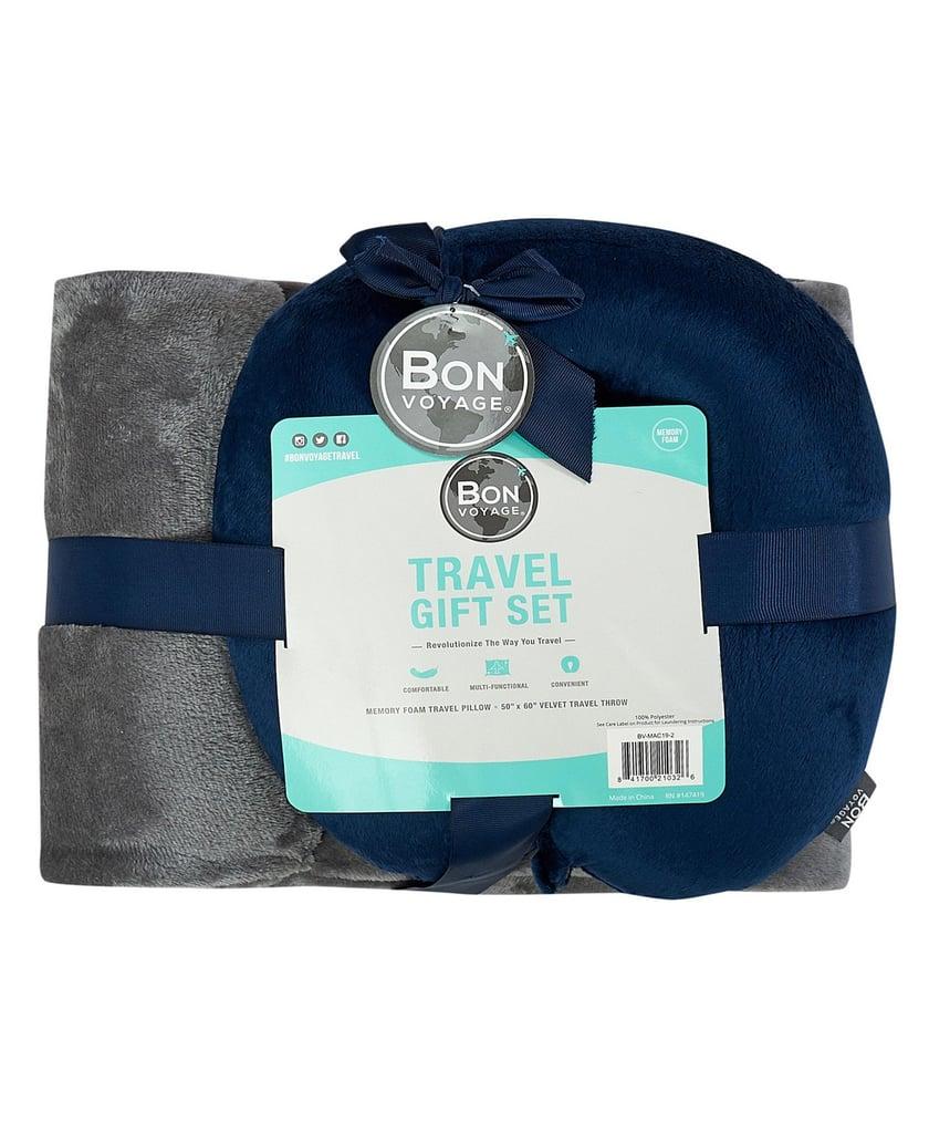 Travel Pillow & Blanket Set