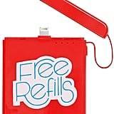 Ban.Do Free Refills Mobile Charger