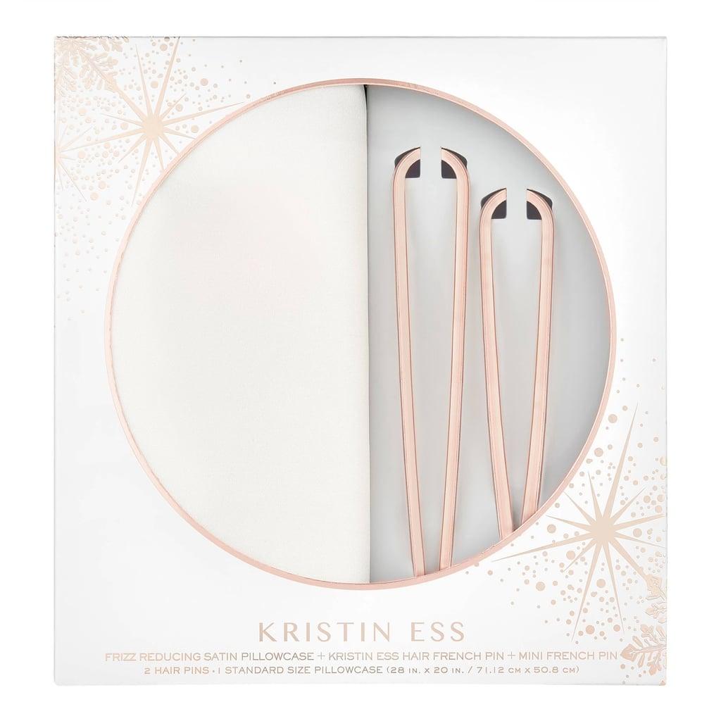 Kristin Ess Pillowcase and Mini French Pin