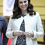 Prince William and Kate Middleton Visit SportsAid March 2018