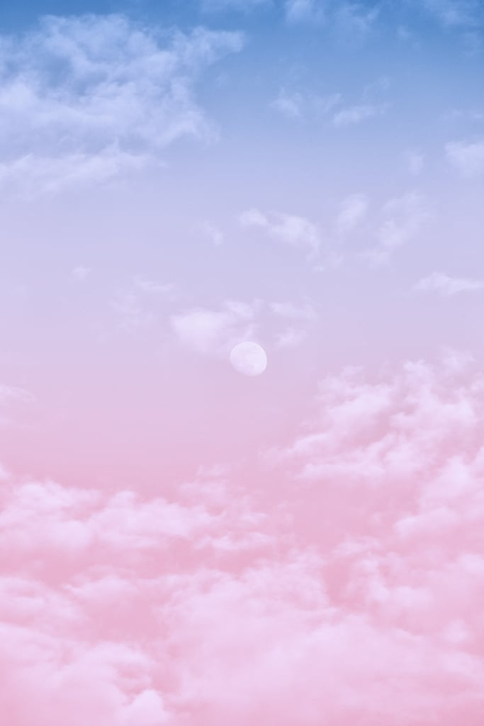 Pastel Sky iPhone Wallpaper