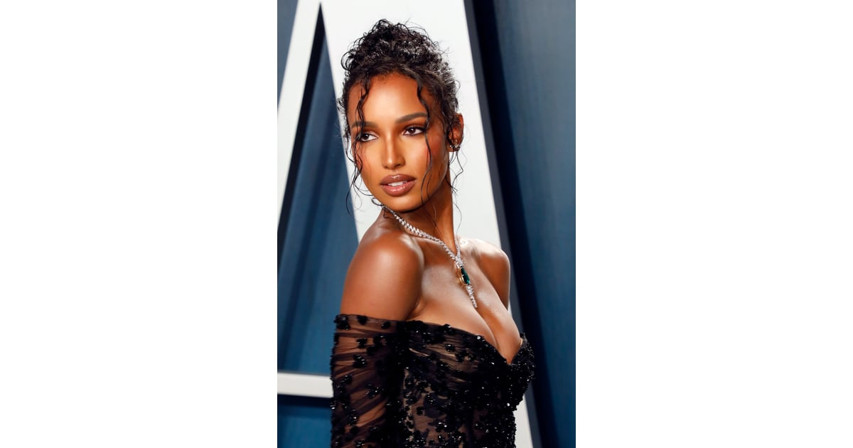 Jasmine Tookes At The Vanity Fair Oscars Afterparty 2020 See Every Incredible Dress At The Vanity Fair Oscars Afterparty Popsugar Fashion Photo 128