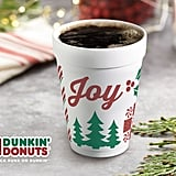 "Dunkin' Donuts' New ""Joy"" Cup"