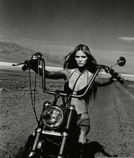 Model Muse: Carmen Kass
