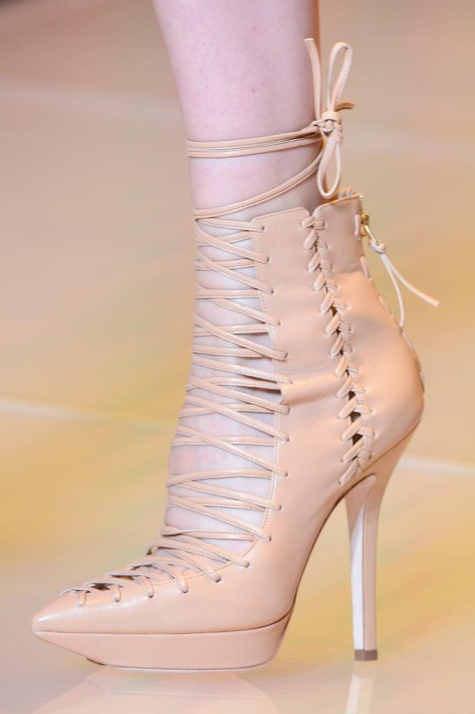 Versace Spring 2013