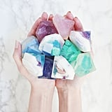 Gemstone Soap