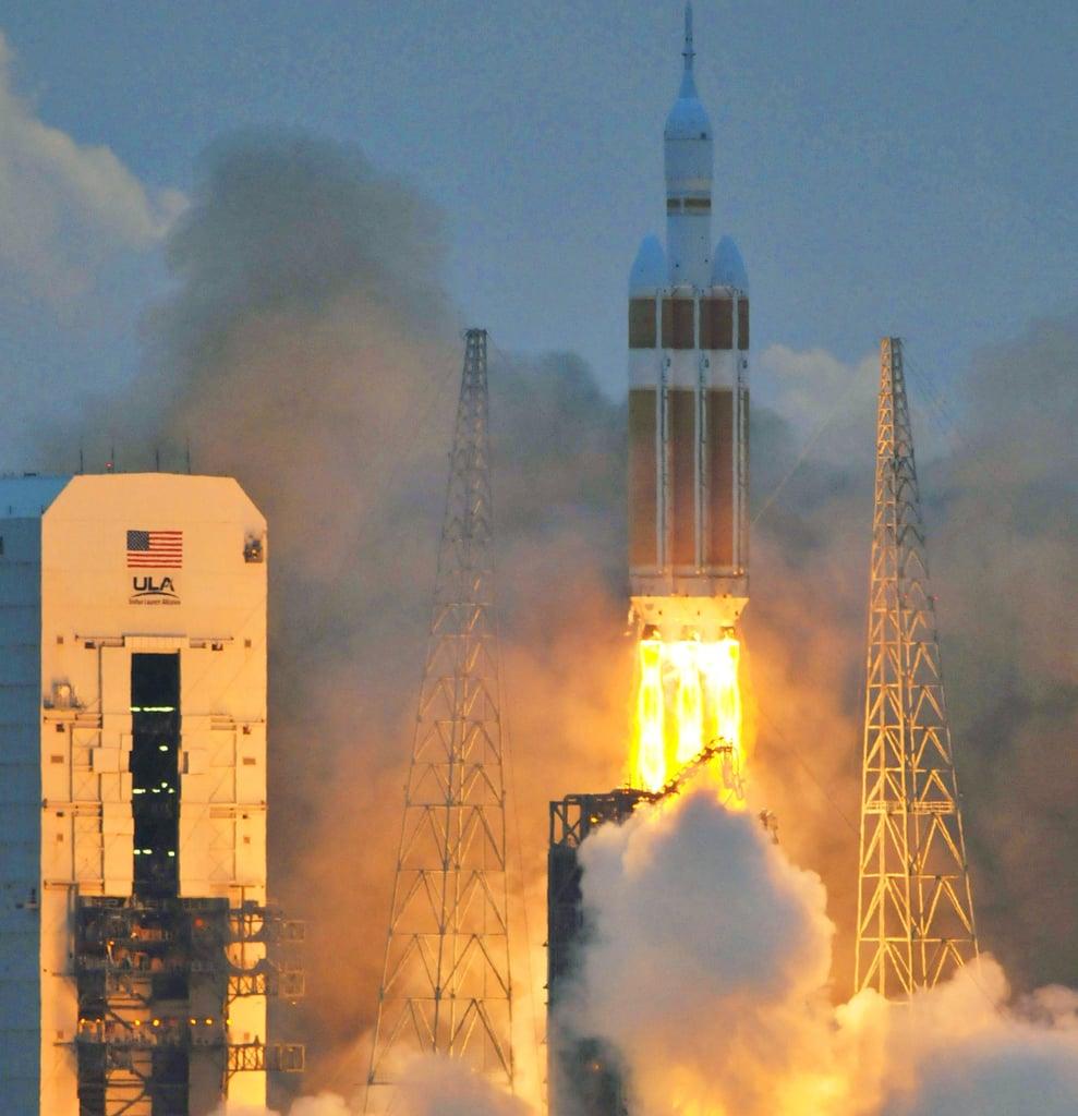 Orion Launch 2014 | POPSUGAR Tech