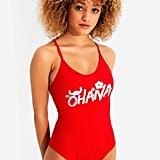 Disney Lilo & Stitch Ohana Hibiscus Swimsuit