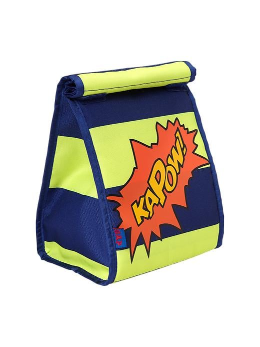 Graphic Lunch Bags