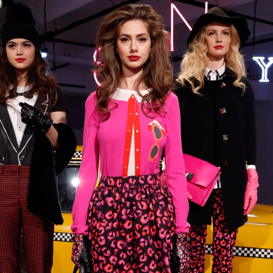 Pictures & Review Kate Spade Fall New York fashion week show