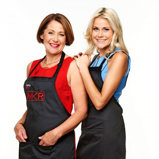 My Kitchen Rules 2014 Interview: Cathy and Anna