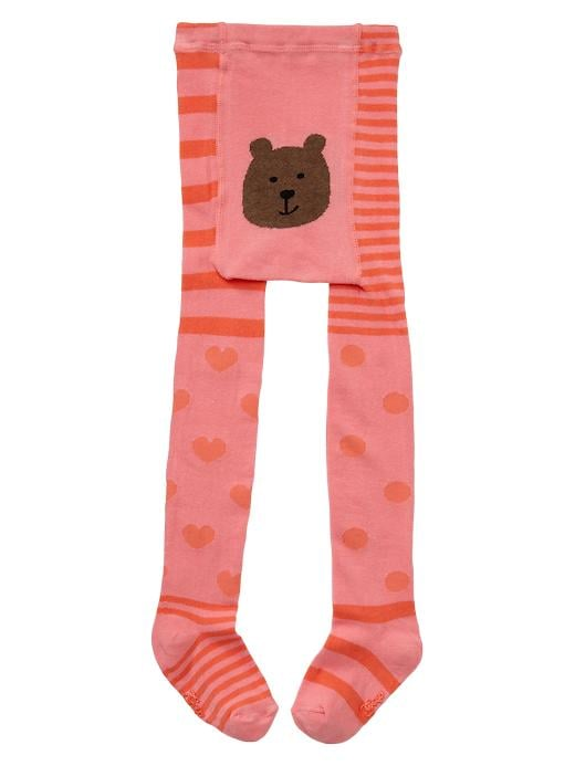 Bear and Stripes