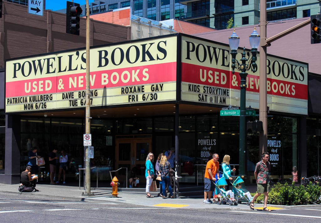 powells book store burnside