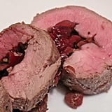 Joanne Weir's Recipe for Cherry and Onion Stuffed Pork Tenderloin 2010-06-22 12:57:59