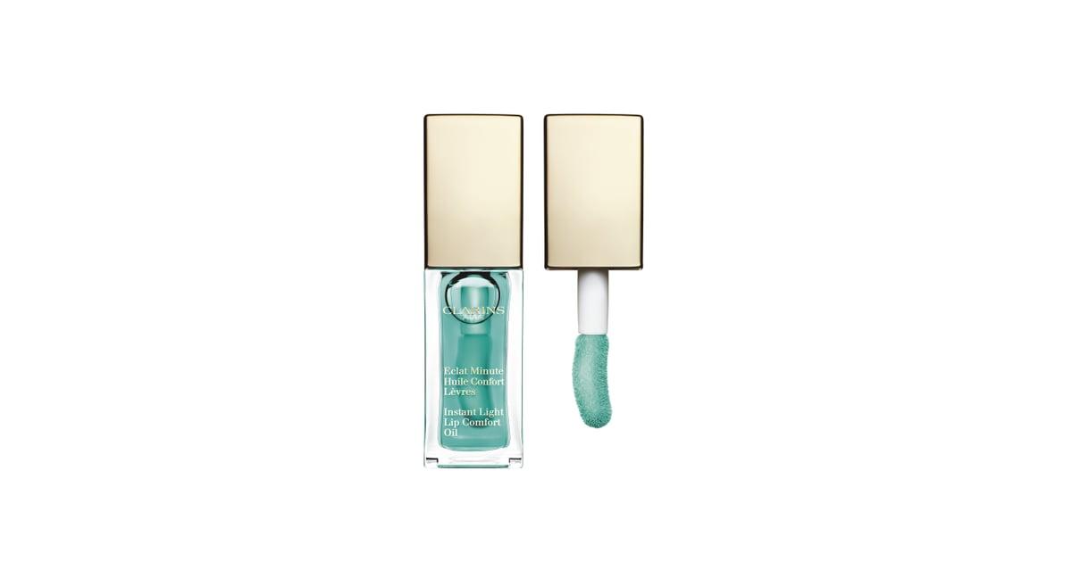 Clarins Instant Light Lip Comfort Oil Mint Minty Lip