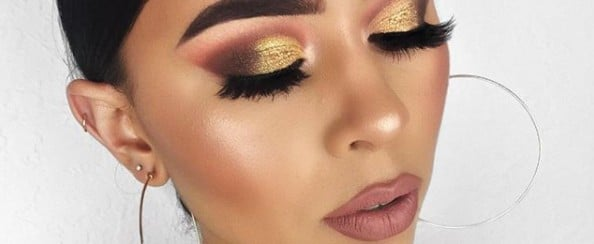These Autumn Eye Makeup Looks From Instagram Are Simply Stunning!