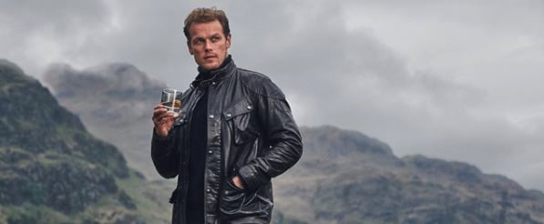 Outlander's Sam Heughan Is Launching His Own Whiskey Brand