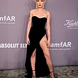 Would You Dare to Rock Halsey's Slit to the Hip?