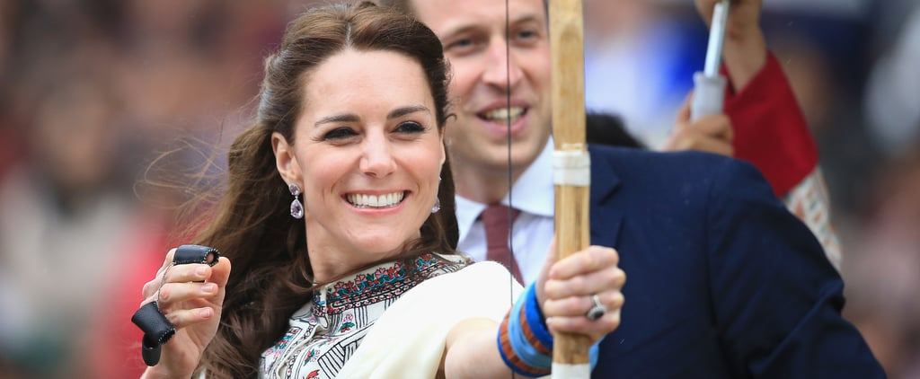 The Duchess of Cambridge Playing Sports | Pictures