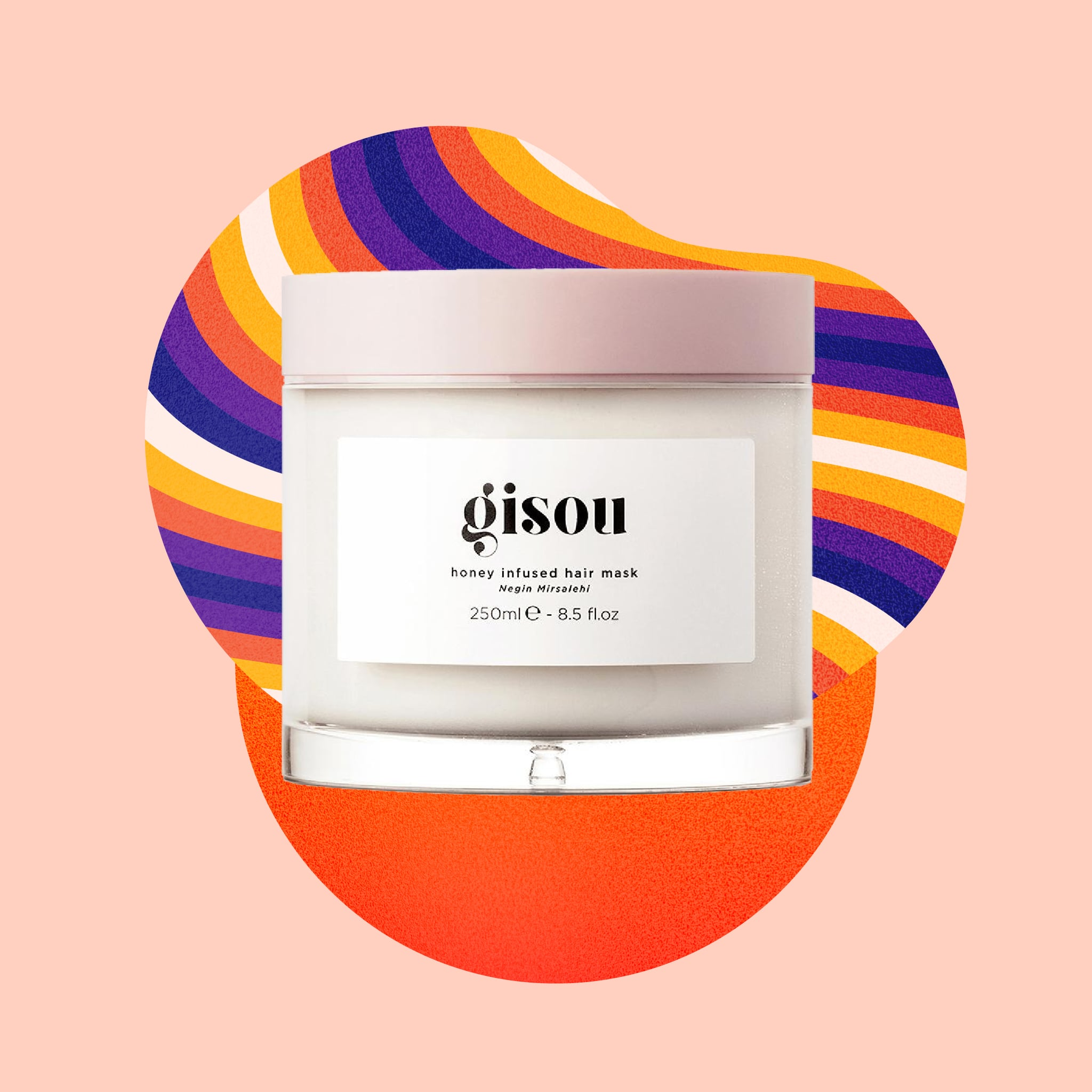 Gisou Honey Infused Hair Mask