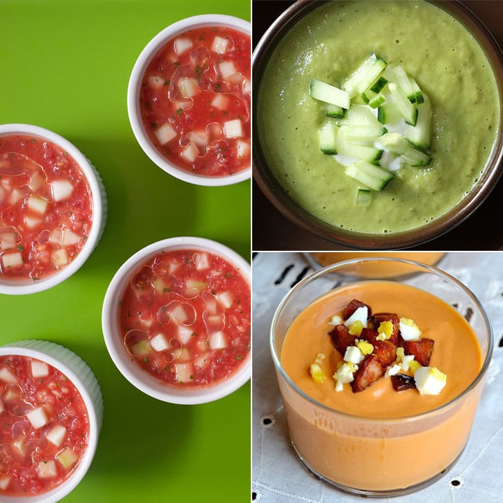 11 Healthy, Refreshing, and Satisfying Cold Soups