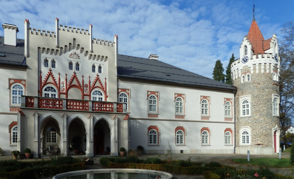 Chateau Heralec Boutique Hotel & Spa by L'OCCITANE, Moravia, Czech Republic
